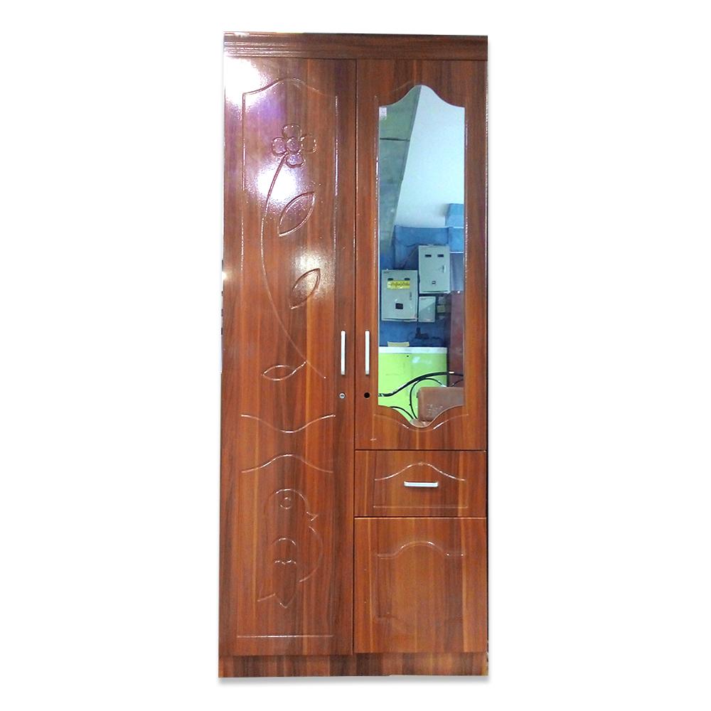 "New World 2 Door Cabinet (Kyate Thar) 90442P Size-31.5""x18.5""x76.5"""