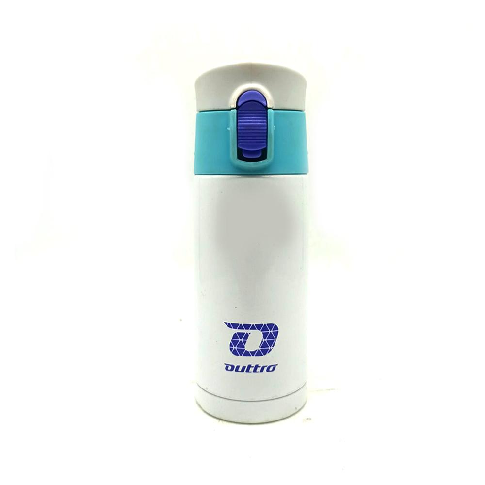 Glass Lock Vaccum One Touch Bottle 102L-SB-CW 350 OT 350ml