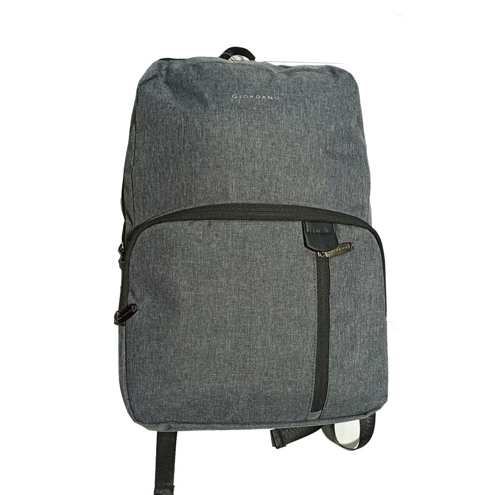Giordano Backpack No-10c-P (Grey)