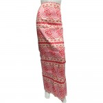 Golden Silk Women Fabric Longyi (Golden Loon Butterfly Chate Hlaing)