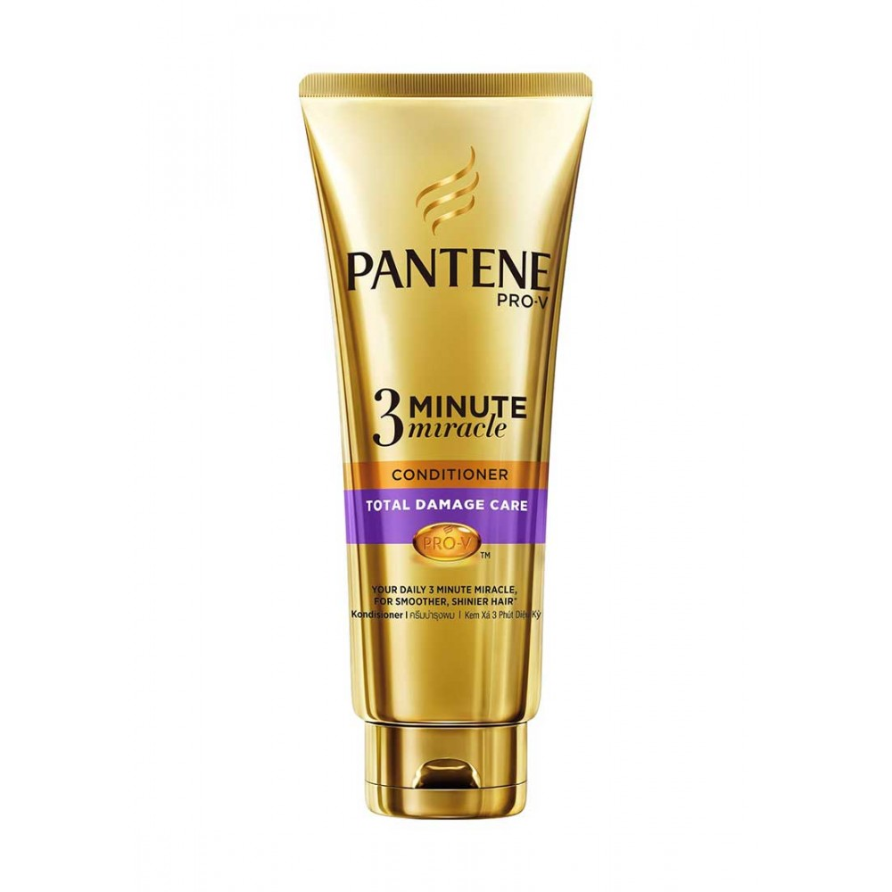 Pantene 3Minute Miracle Total Damage Care Conditioner 150ml
