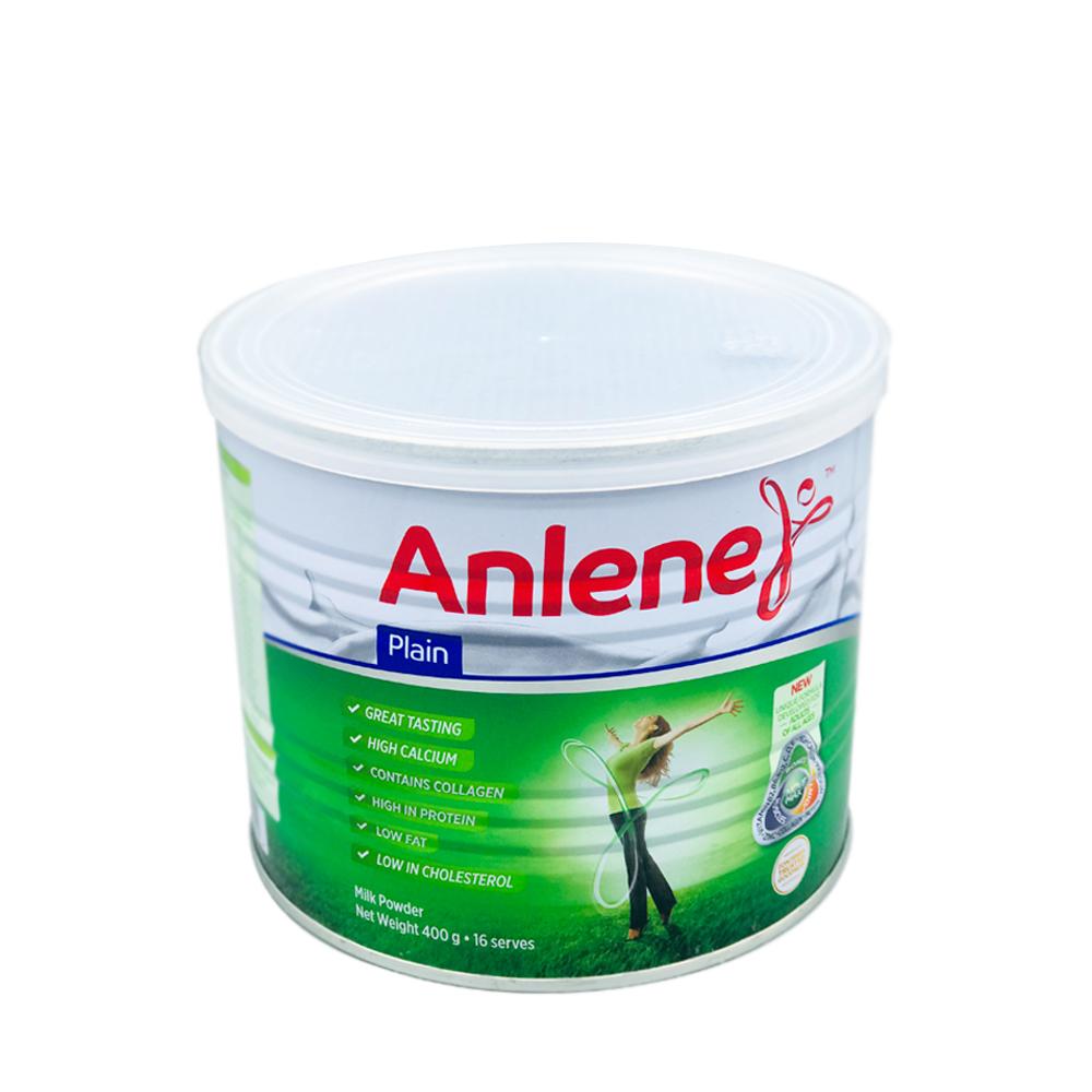 Anlene Milk Powder Plain 400g