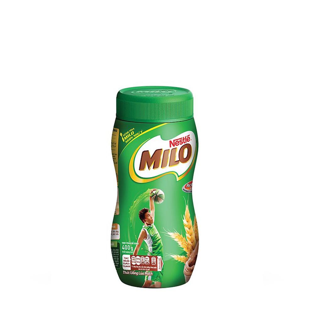 Nestle Milo 400g (Bot)