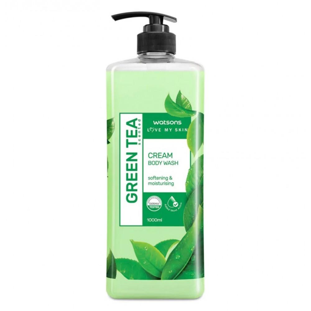 Watsons Green Tea Body Wash 1000ml