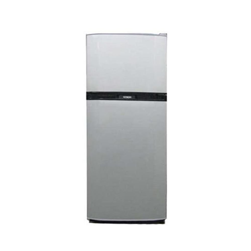 Hitachi 2 Doors Refrigerator 168Ltr Silver R-T17EG4