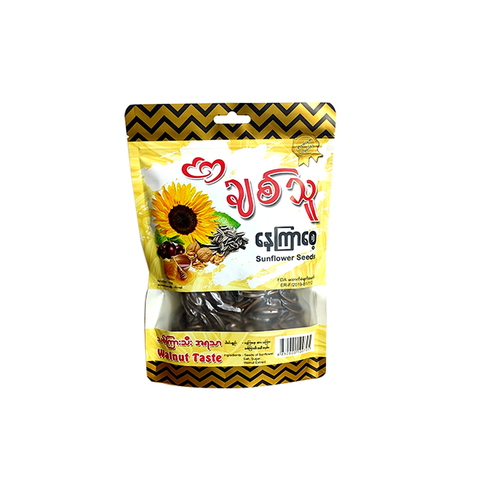 Lover Sunflower Seeds (Walnut Taste) 100g