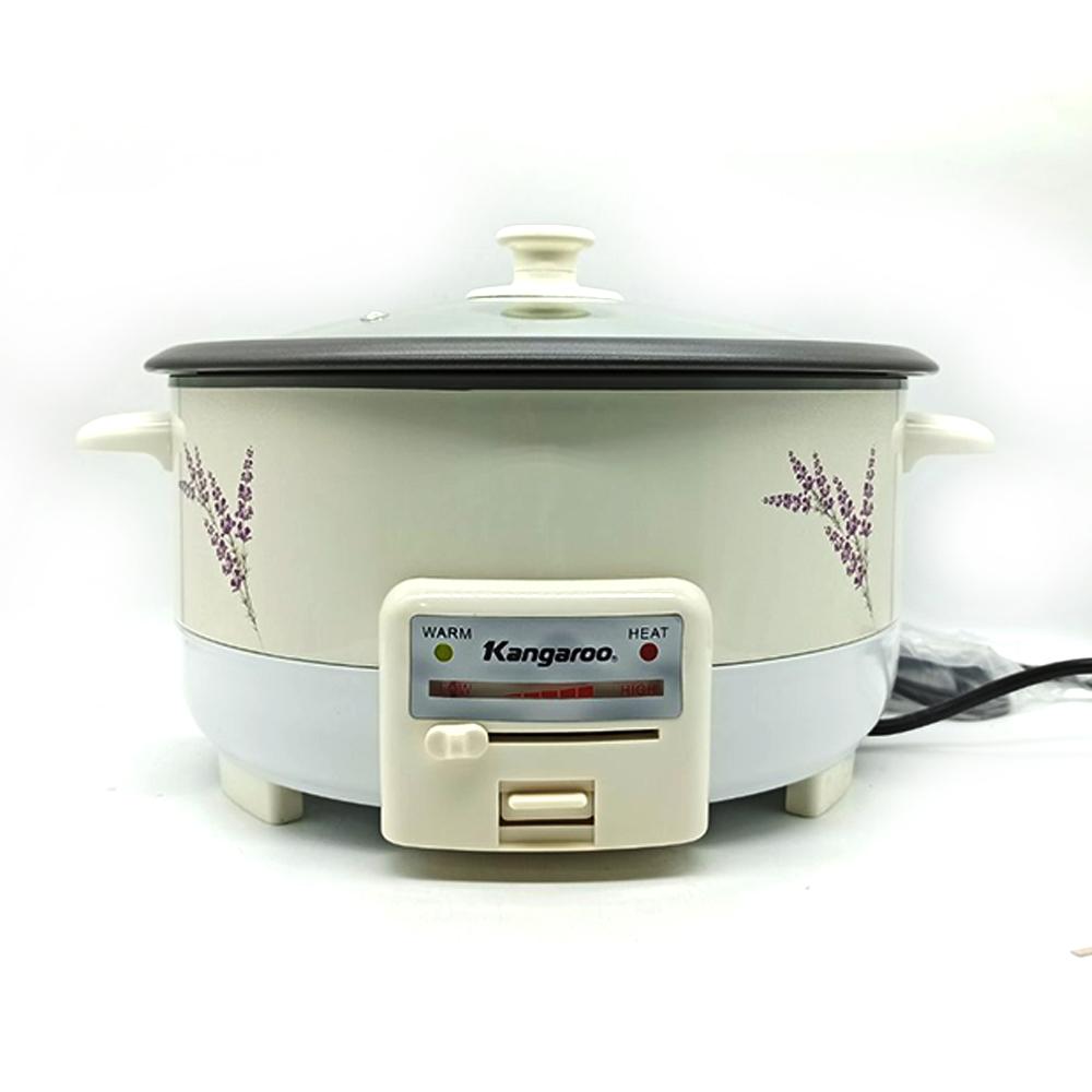 Kangaroo Multi Cooker 3.5ltr KG270 1300W (220V/50Hz)