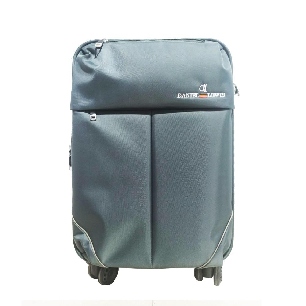 """Daniel Lewis Luggage A-200 Dark Gray (Size-20"""")"""