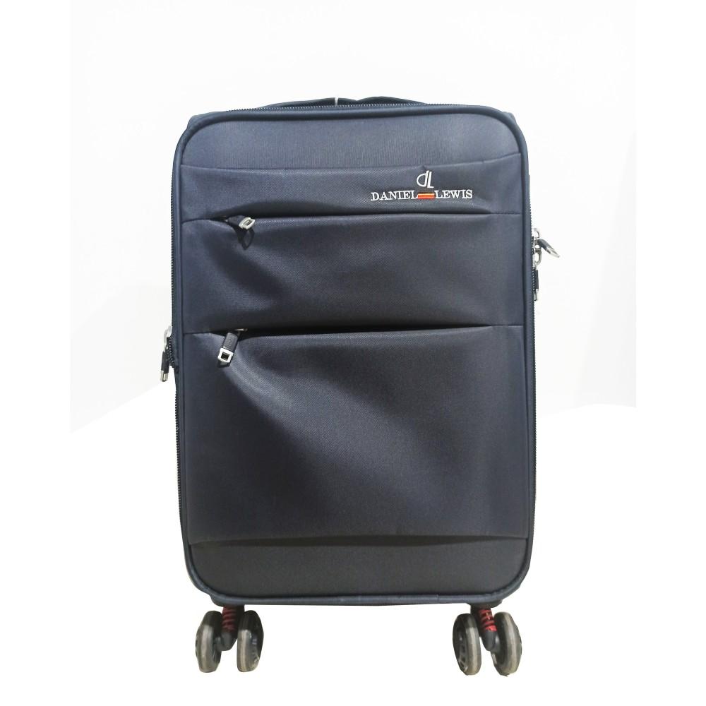 "Daniel Lewis Luggage A-009 Navy (Size-20"")"