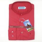 Mandalay Men Color Shirt L/S (Three Rifle Thar Lel Gatone) (FOC-Buy 5pcs Get 1pcs Mya Kyar Phyu Men Longyi)