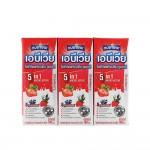 Abevia Yoghurt Strawberry 3's 540ml