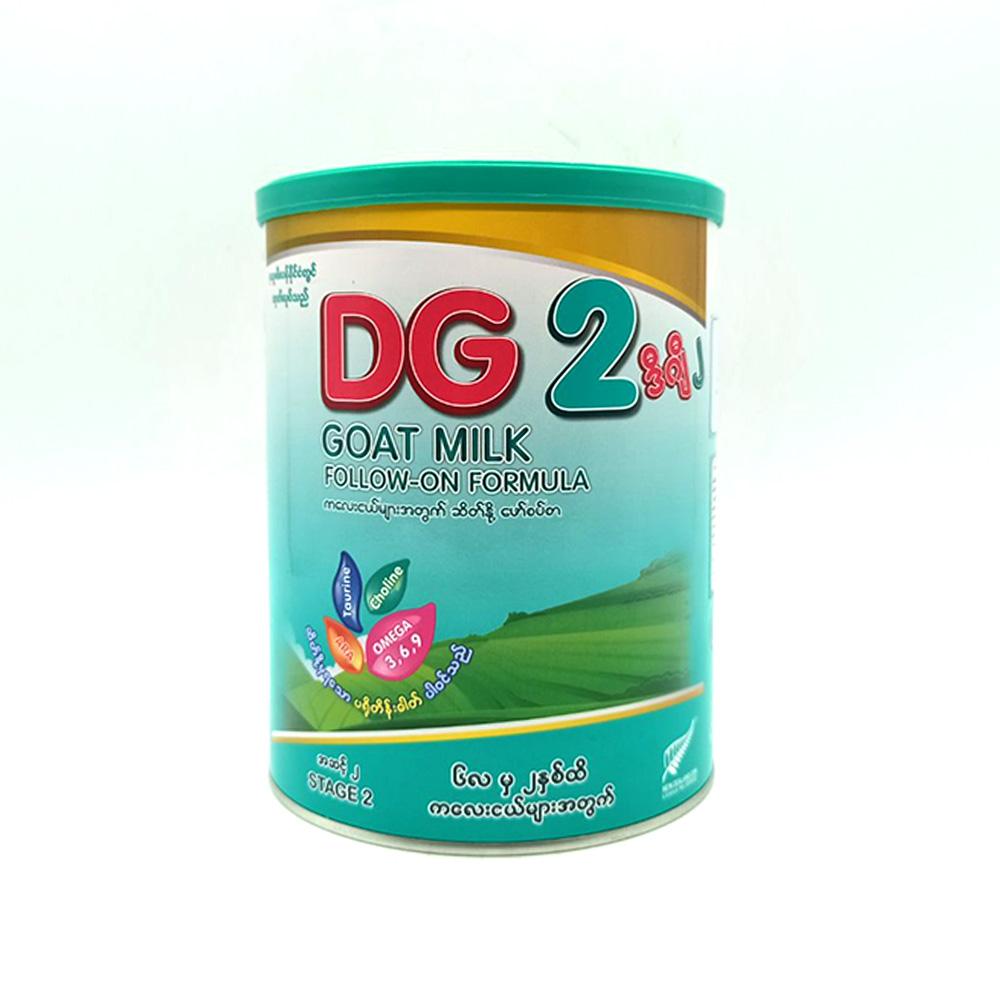 DG Baby Milk Powder Goat Milk Step 2 (6 Months to 2 Years) 800g