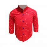 Kidsplanet Child Boy Shirt L/S No-2931SB Size-3Y to 5Y (Age-3 to 5 Years)