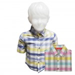 Kidsplanet Child Boy Shirt L/S No-2903SA Size-12M to 2Y (Age-1 to 2 Years)
