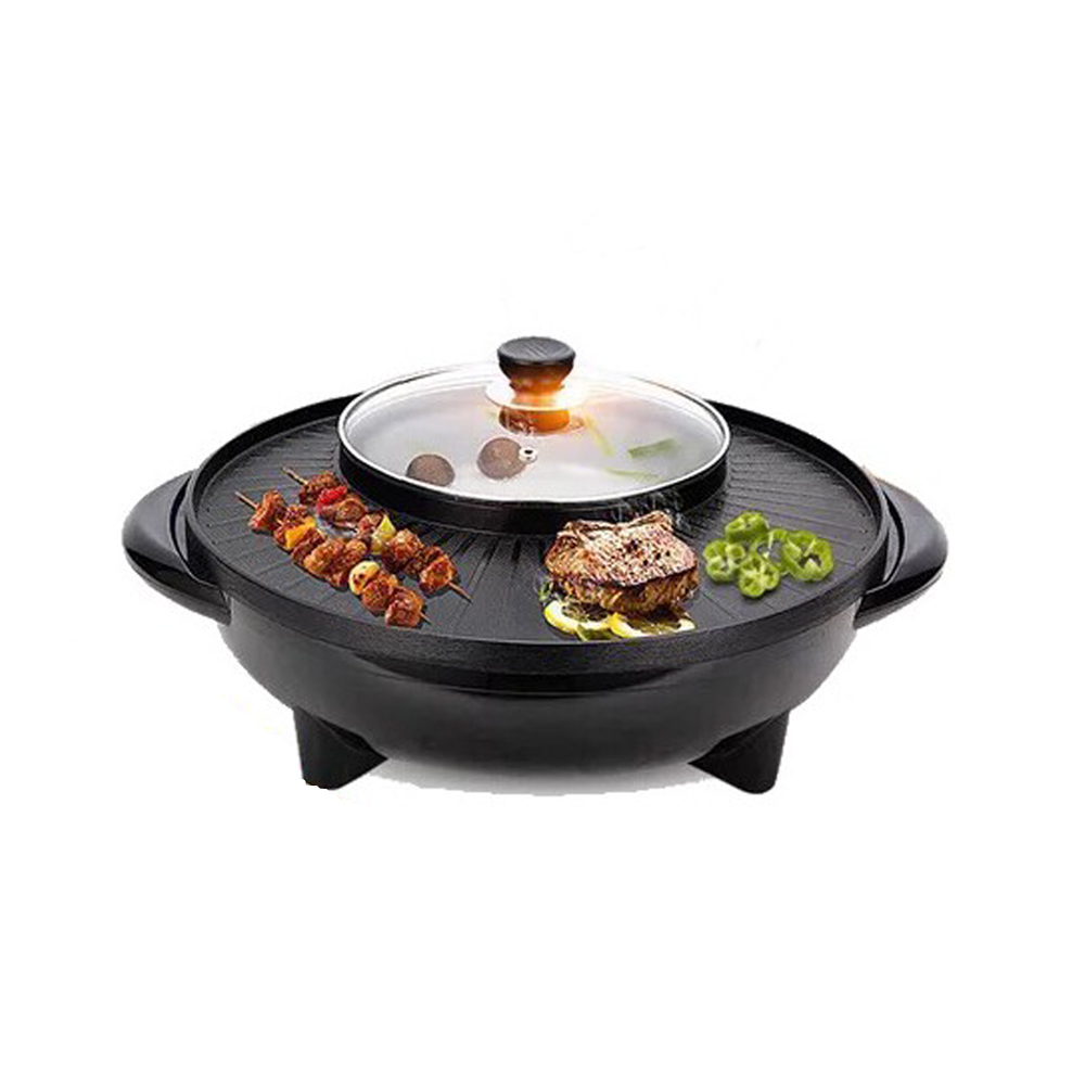 Chiwawa BBQ Hot Pot Electric Pot BC-2.4