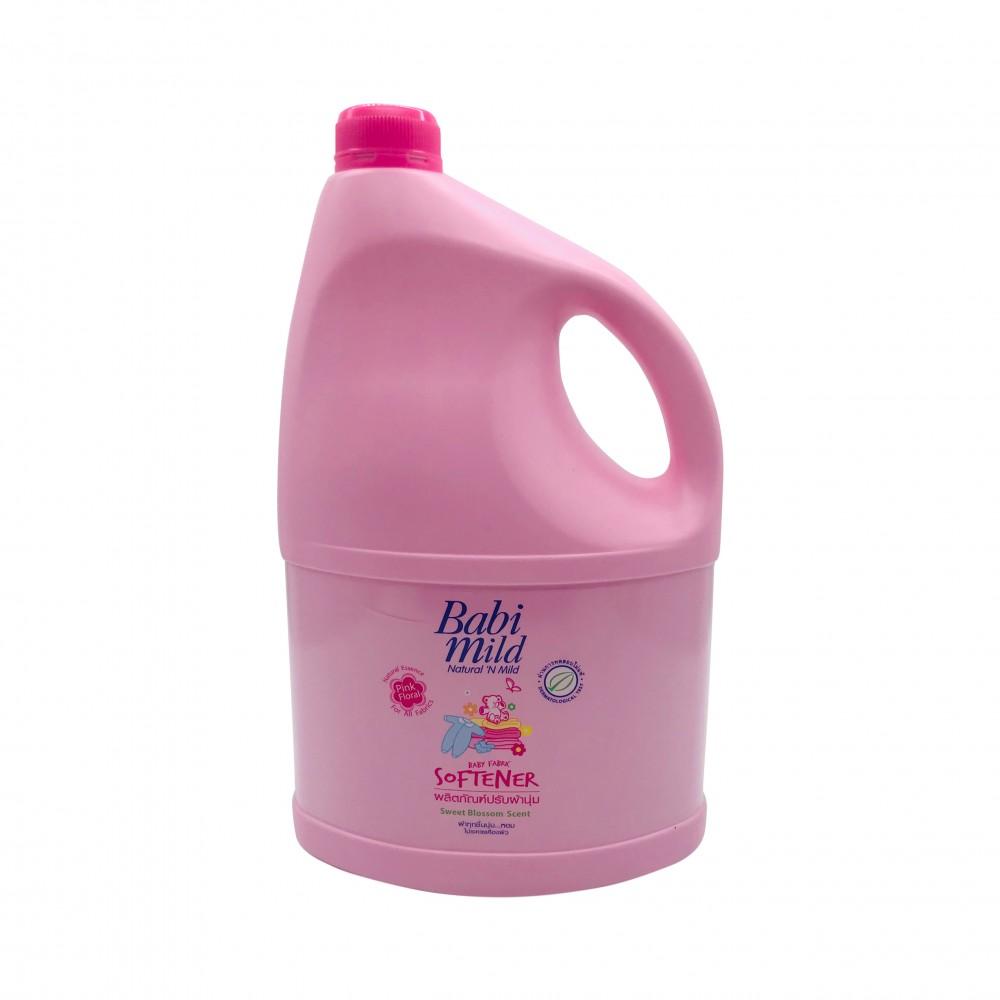 Babi Mild Baby Fabric Softener Pink Floral 3000ml