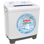 Nibban Washing Machine Semi-Auto 10kg WM-SA100L