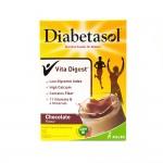 Diabetasol Nutrition Powder For Diabetic Chocolate Flavour 180g