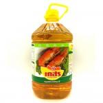 Gaysorn Brand Vegetable Cooking Oil 5ltr
