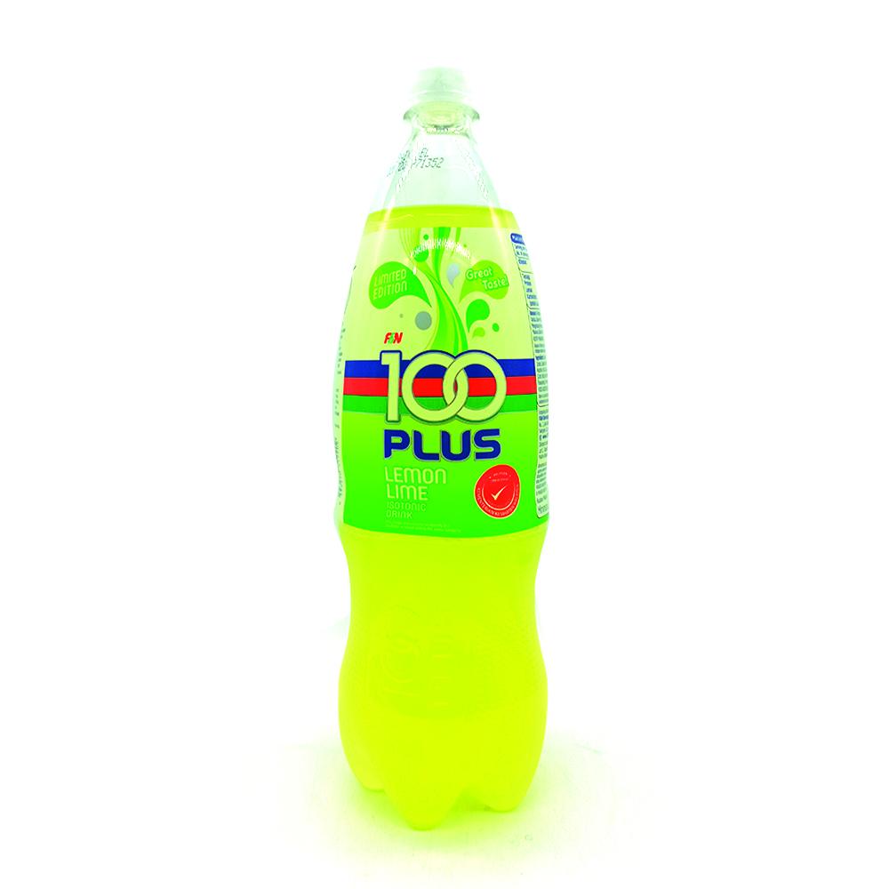 100 Plus Lemon Limau 1.5lt