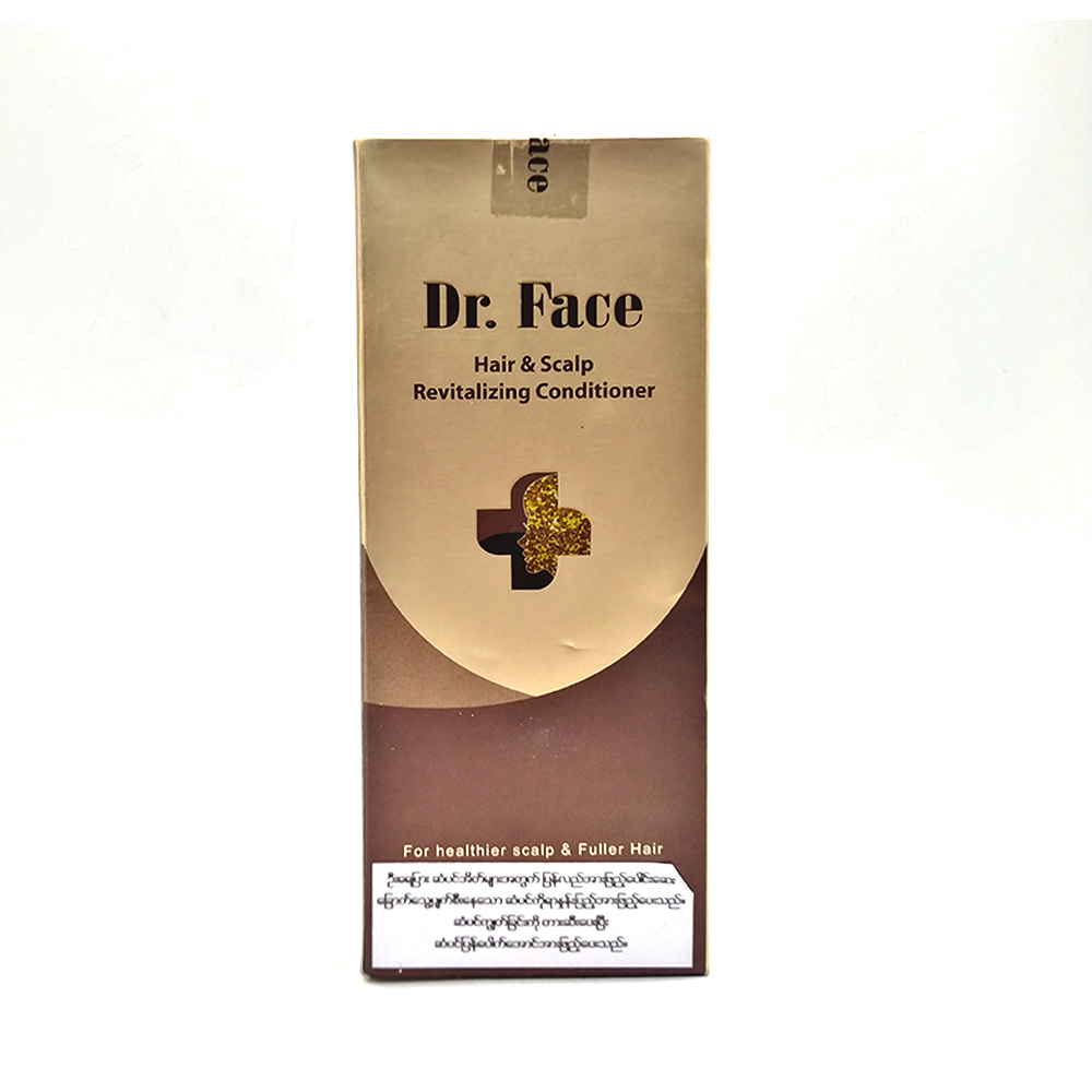 Dr.Face Hair & Scalp Revitalizing Conditioner 110ml