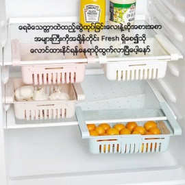 Easy Life Refrigerator Food Storage Box (Flexible Types)