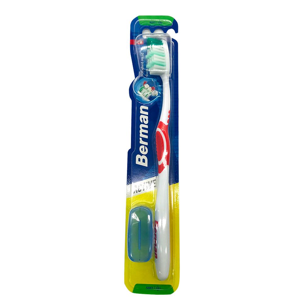 Berman Toothbrush Active Soft