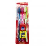 Colgate Toothbrush Slim Soft Gentle Clean Ultra Soft 3's