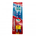 Colgate Toothbrush Extra Clean Soft 2's