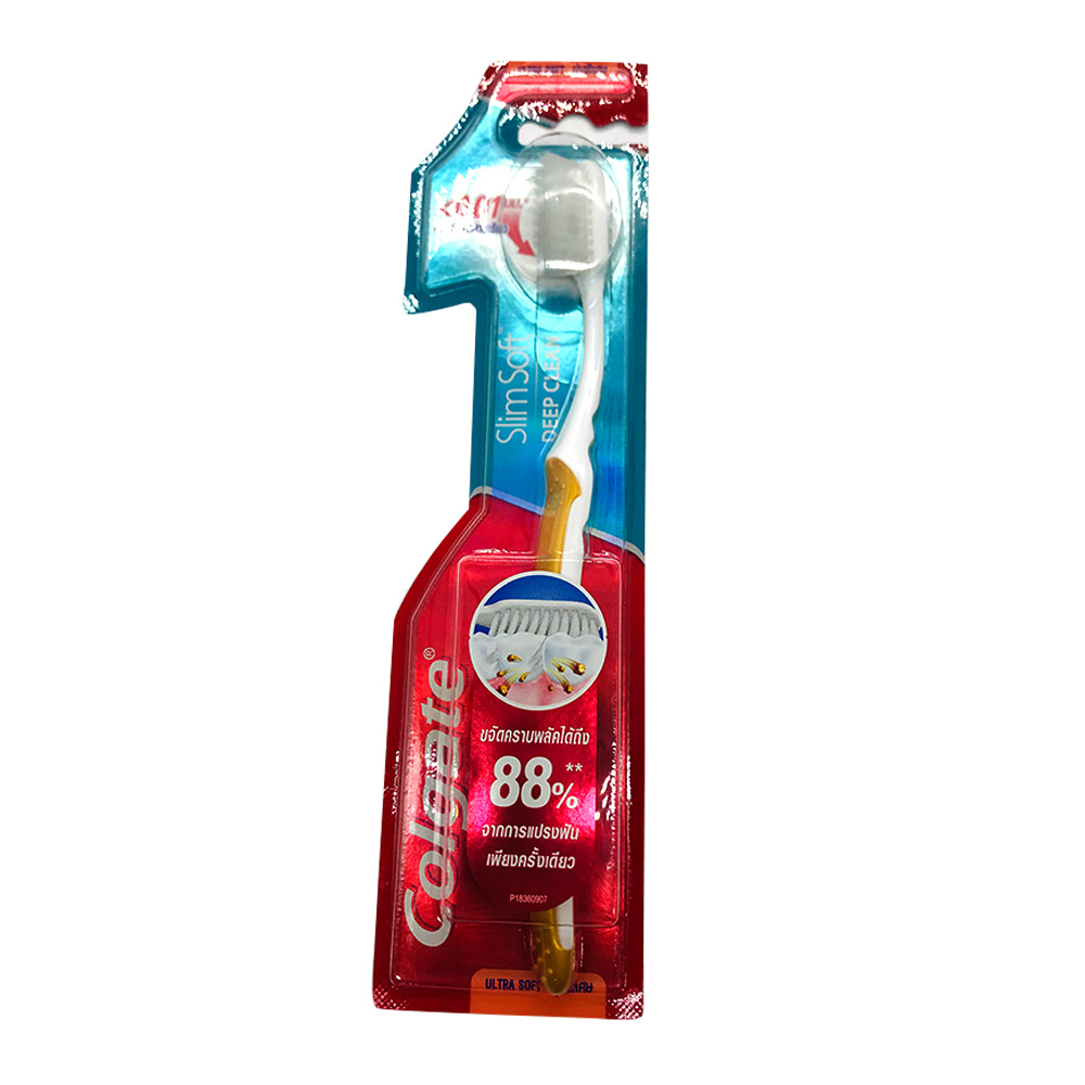 Colgate Toothbrush Slim Soft Deep Clean Ultra Soft
