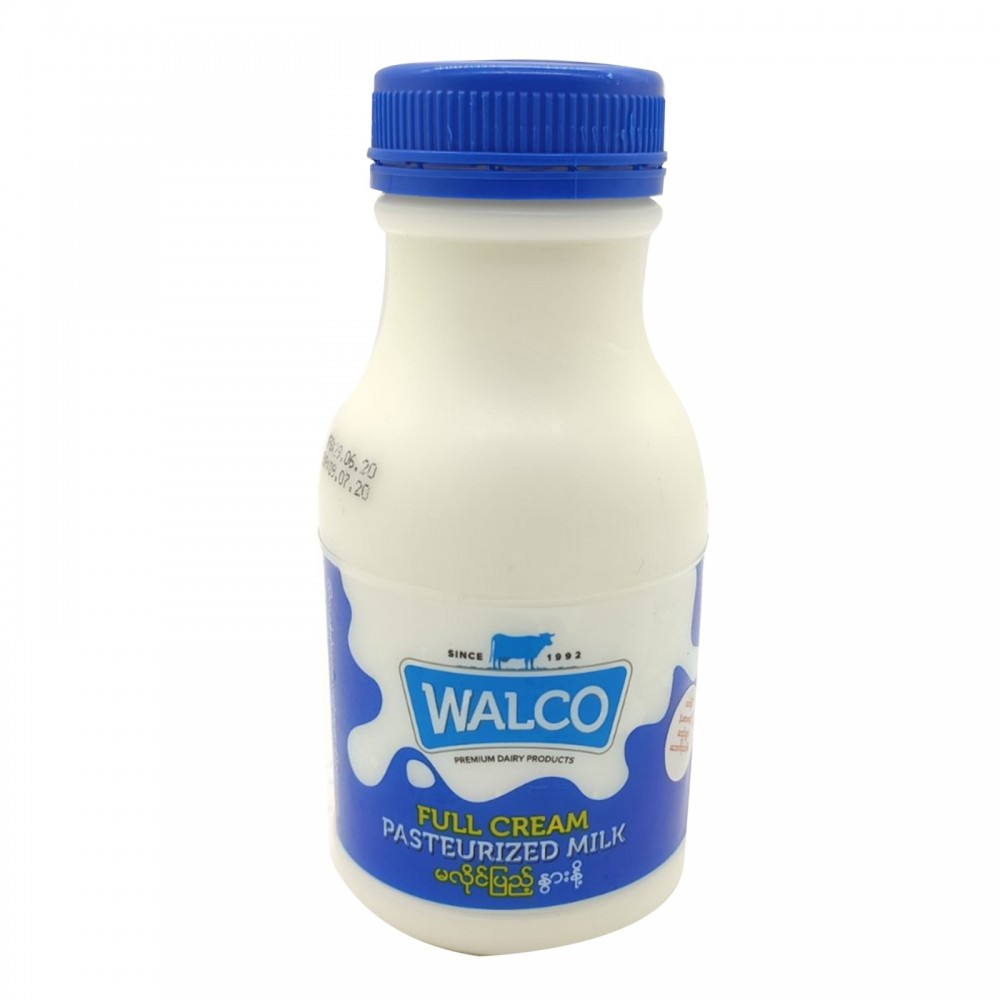 Walco Full Cream Pasteurized Milk 250ml