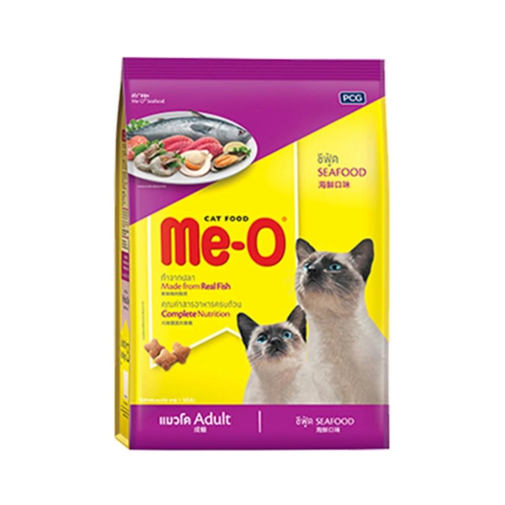 Me-O Cat Food Seafood 450g