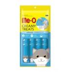 Me-O Cat Food Creamy Treats Chicken & Liver 4's 60g