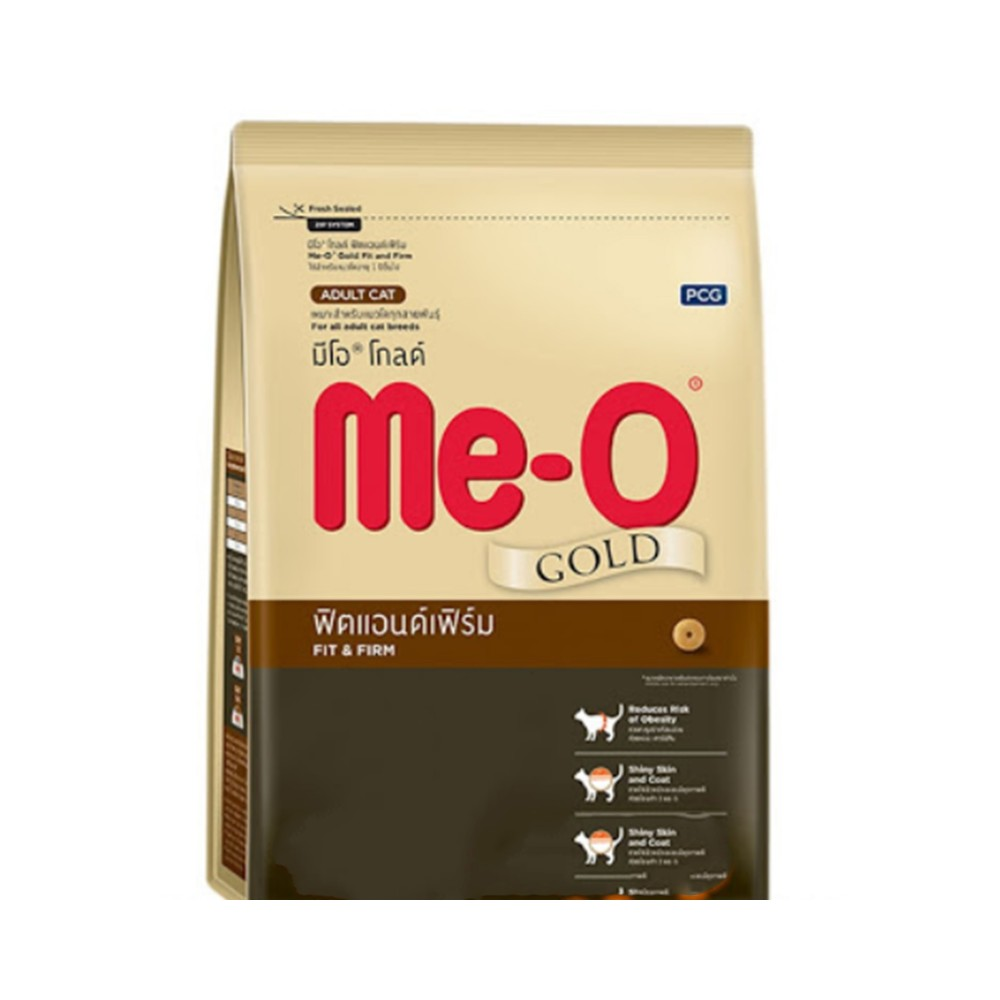 Me-O Gold Cat Food Fit & Firm 400g