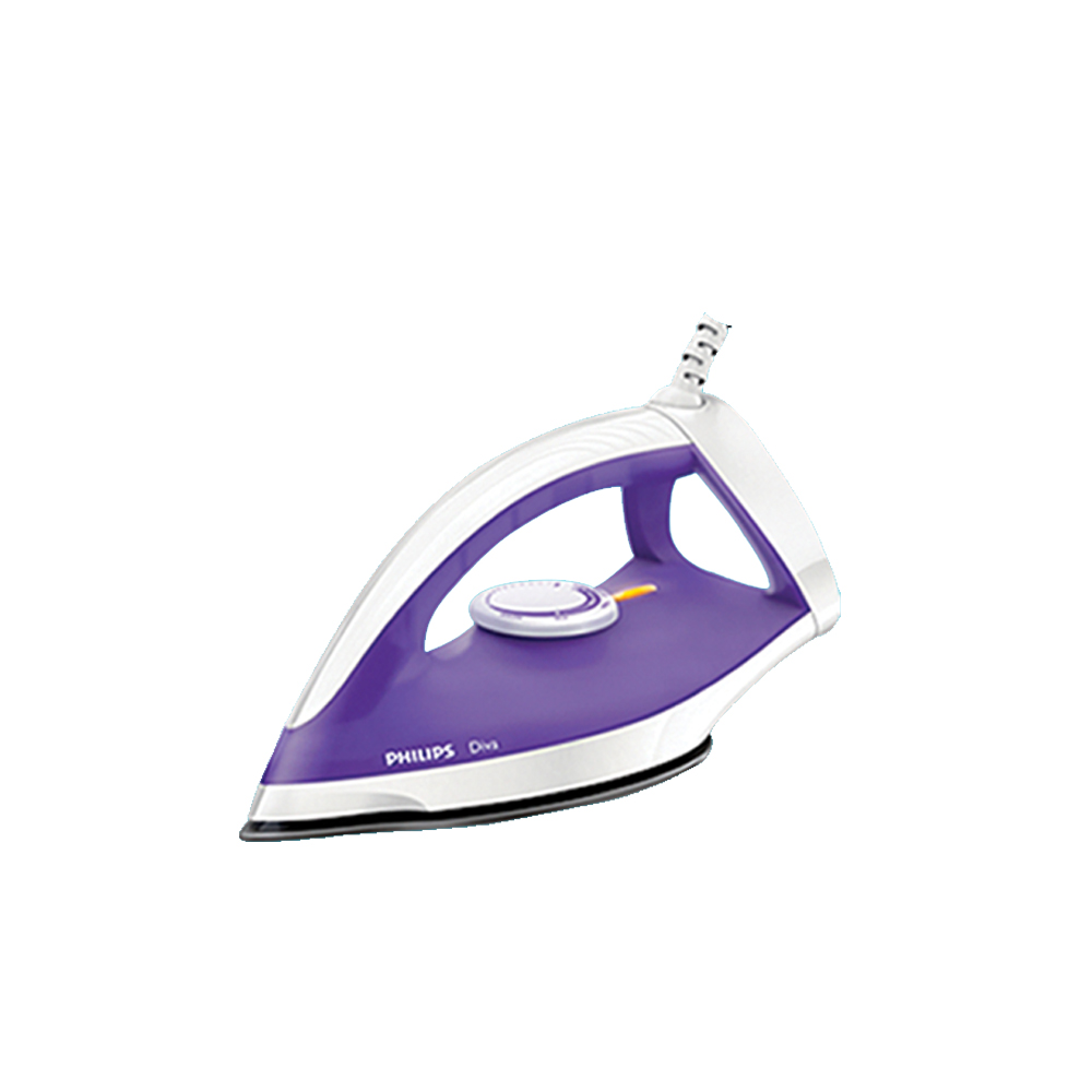 Philips Diva Dry Iron GC-122/79 1200W