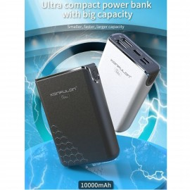 Konfulon Power Bank A6 P.B 10000mAh