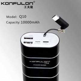 Konfulon Power Bank Q 10 10000mAh