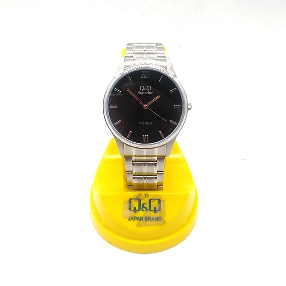 Q&Q Men Watch WA-11242 (Silver)