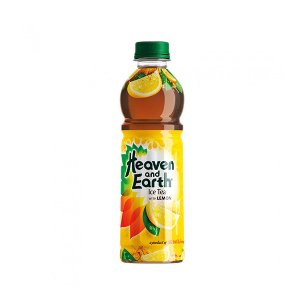 Heaven and Earth Ice Tea With Lemon 350ml