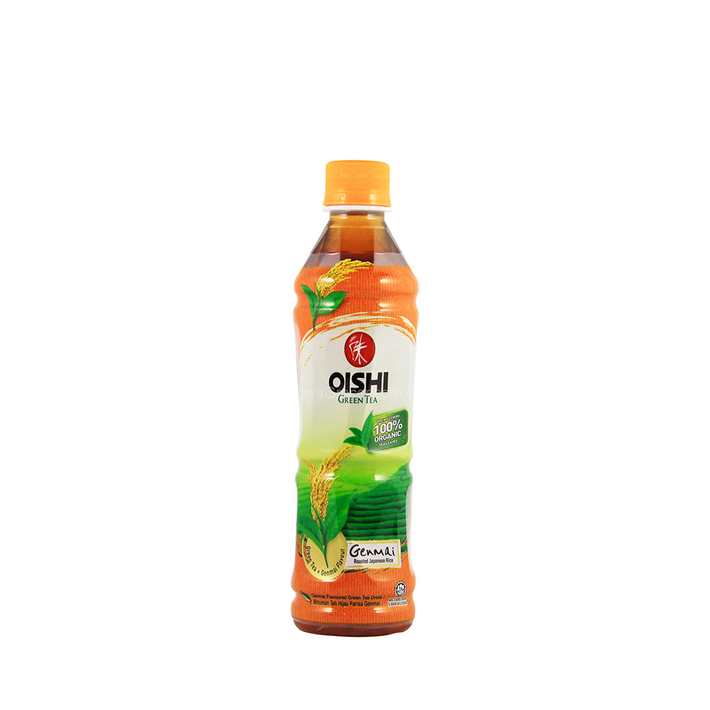 Oishi Green Tea Genmai 380ml