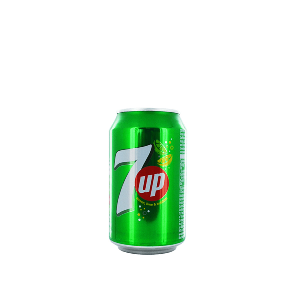 7up Lemon,Lime Drink 330ml (Can)