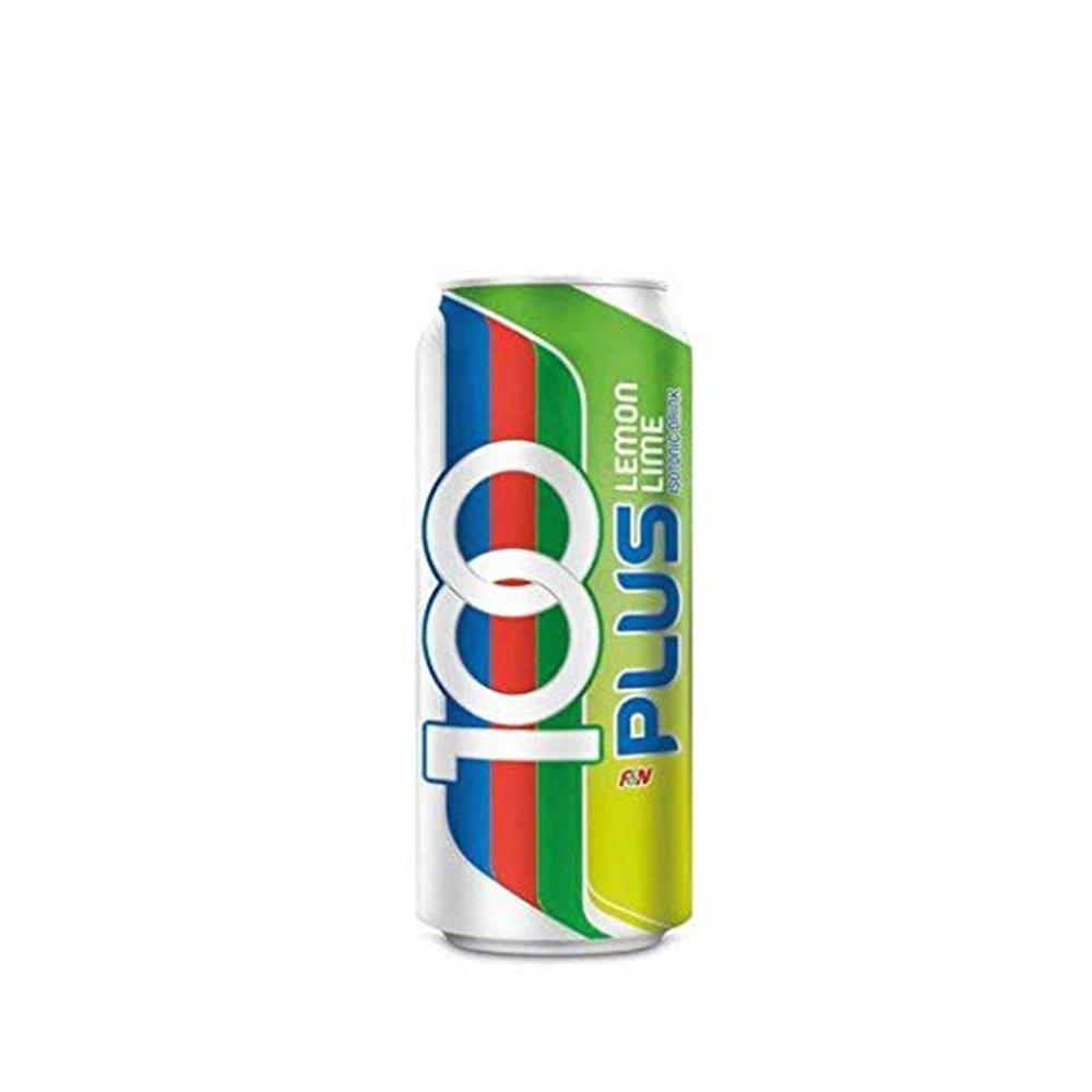 100 Plus Isotonic Drink Lemon 325ml (Can)