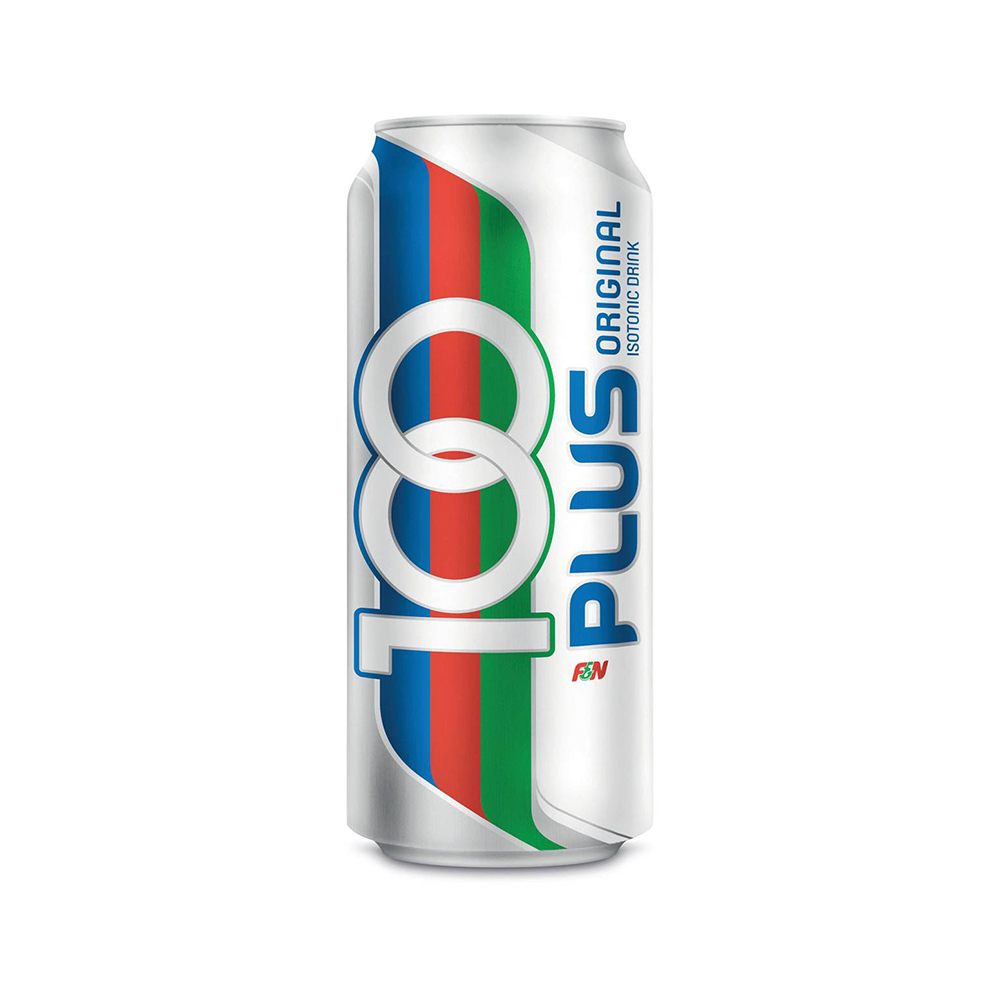 100 Plus Isotonic Drink Original 325ml (Can)