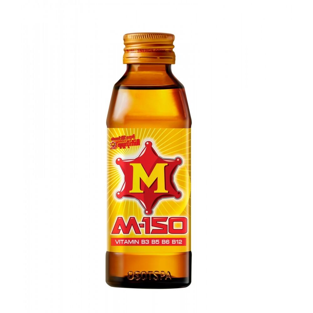 M-150 Energy Drink 150ml**Buy 4 Bottle Get Save 200ks**18.09.21 to 30.09.21**
