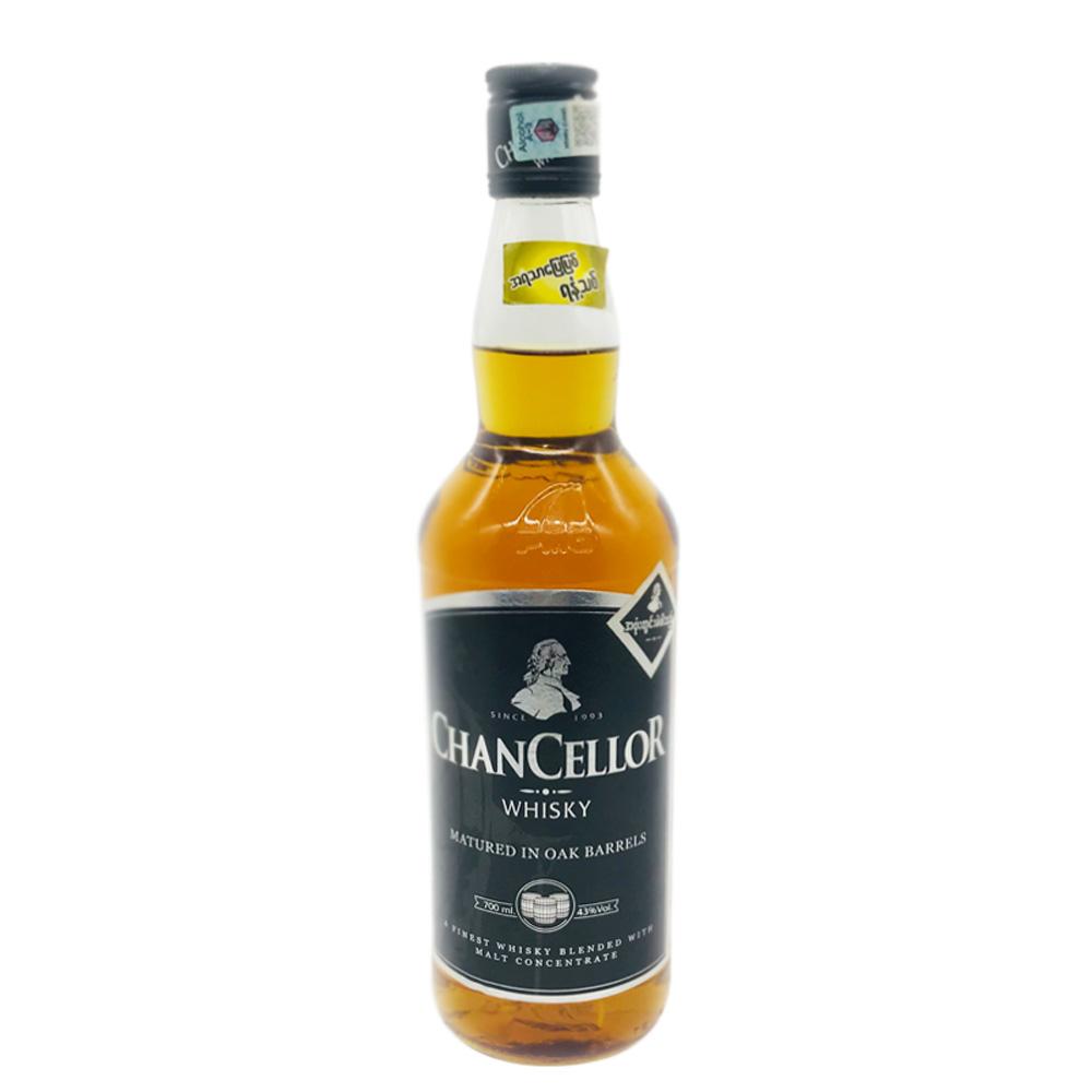 Chan Cellor Whisky 700ml