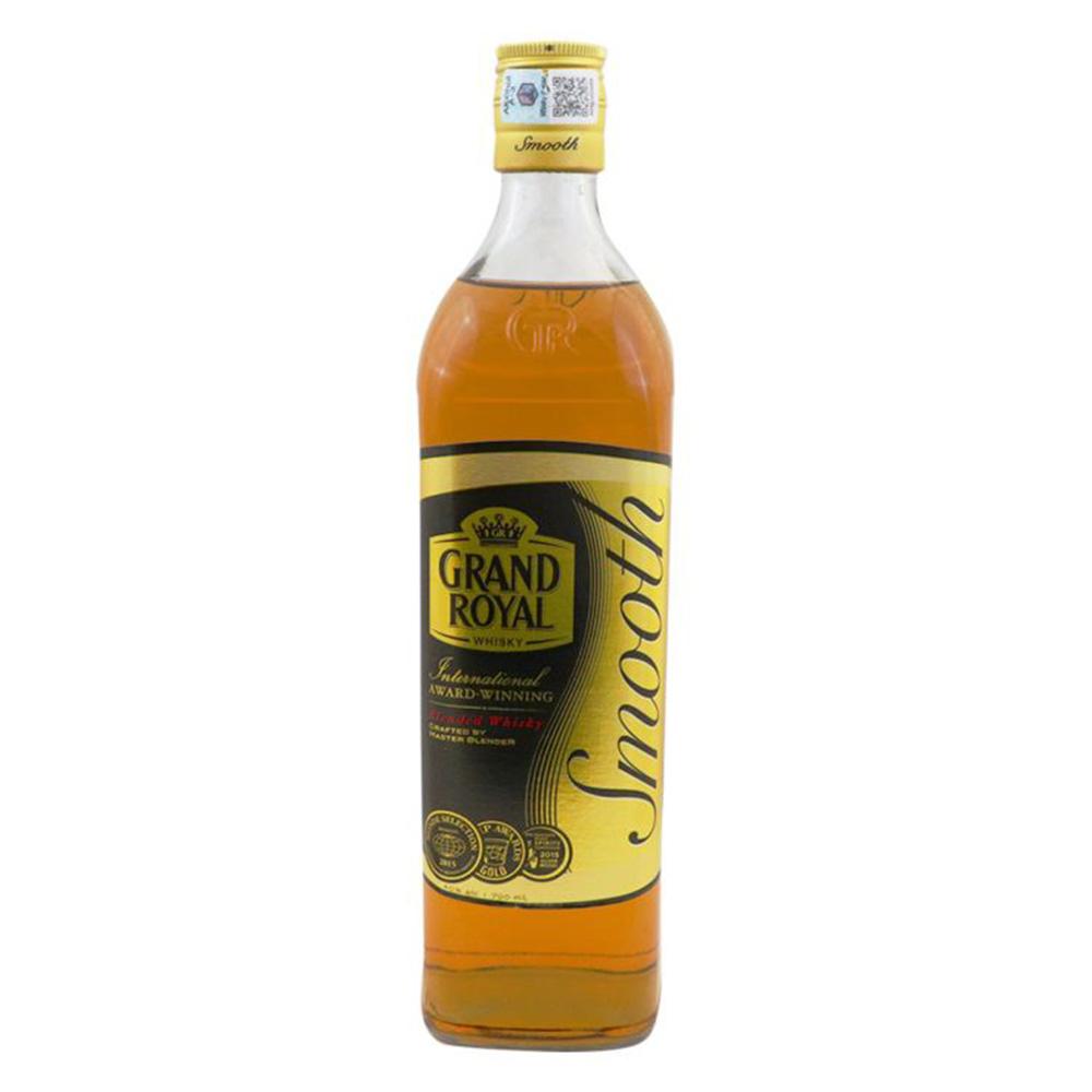 Grand Royal Smooth Blended Whisky 700ml