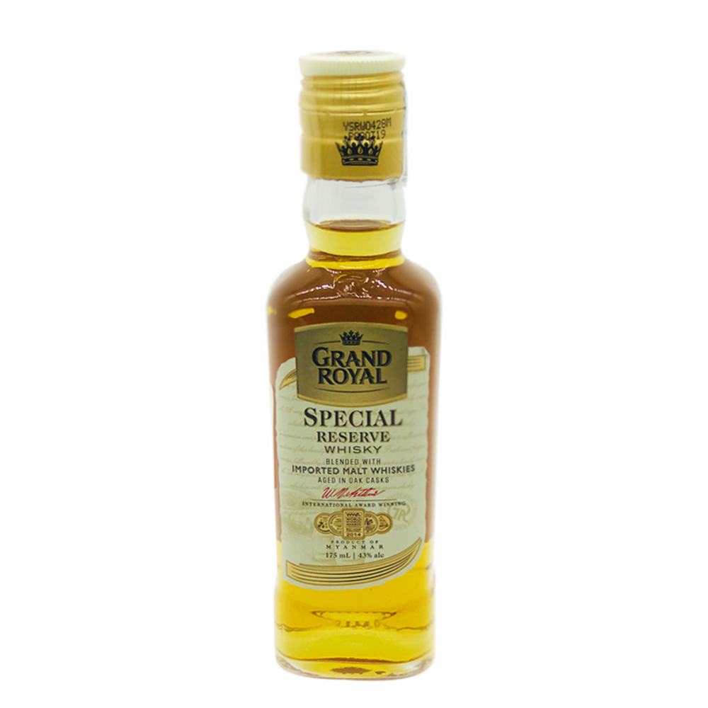 Grand Royal Special Whisky 175ml