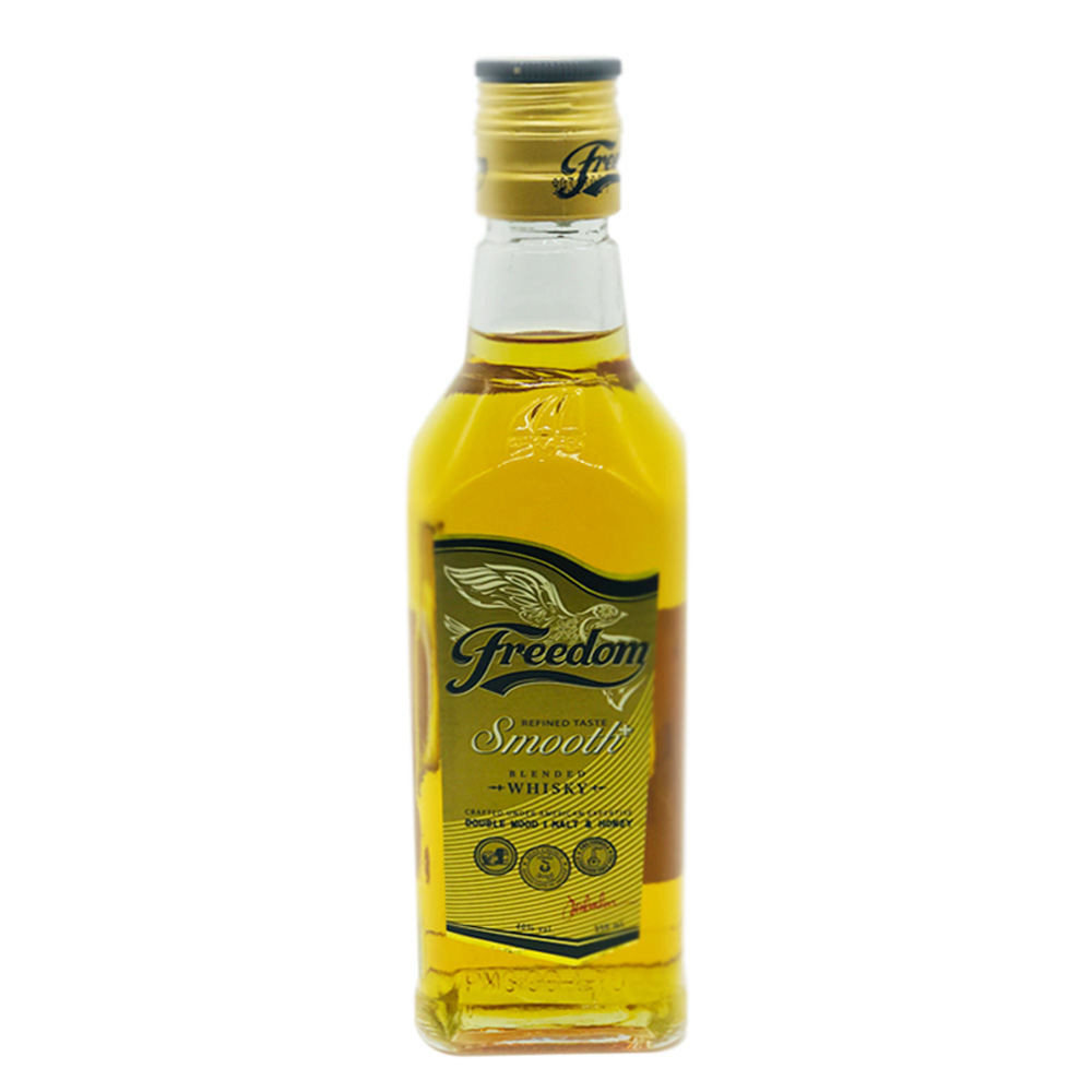 Freedom Smooth Blended Whisky 700ml