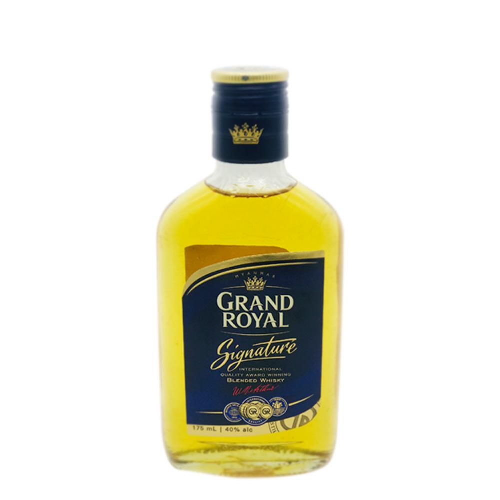 Grand Royal Signature Whisky 175 ml