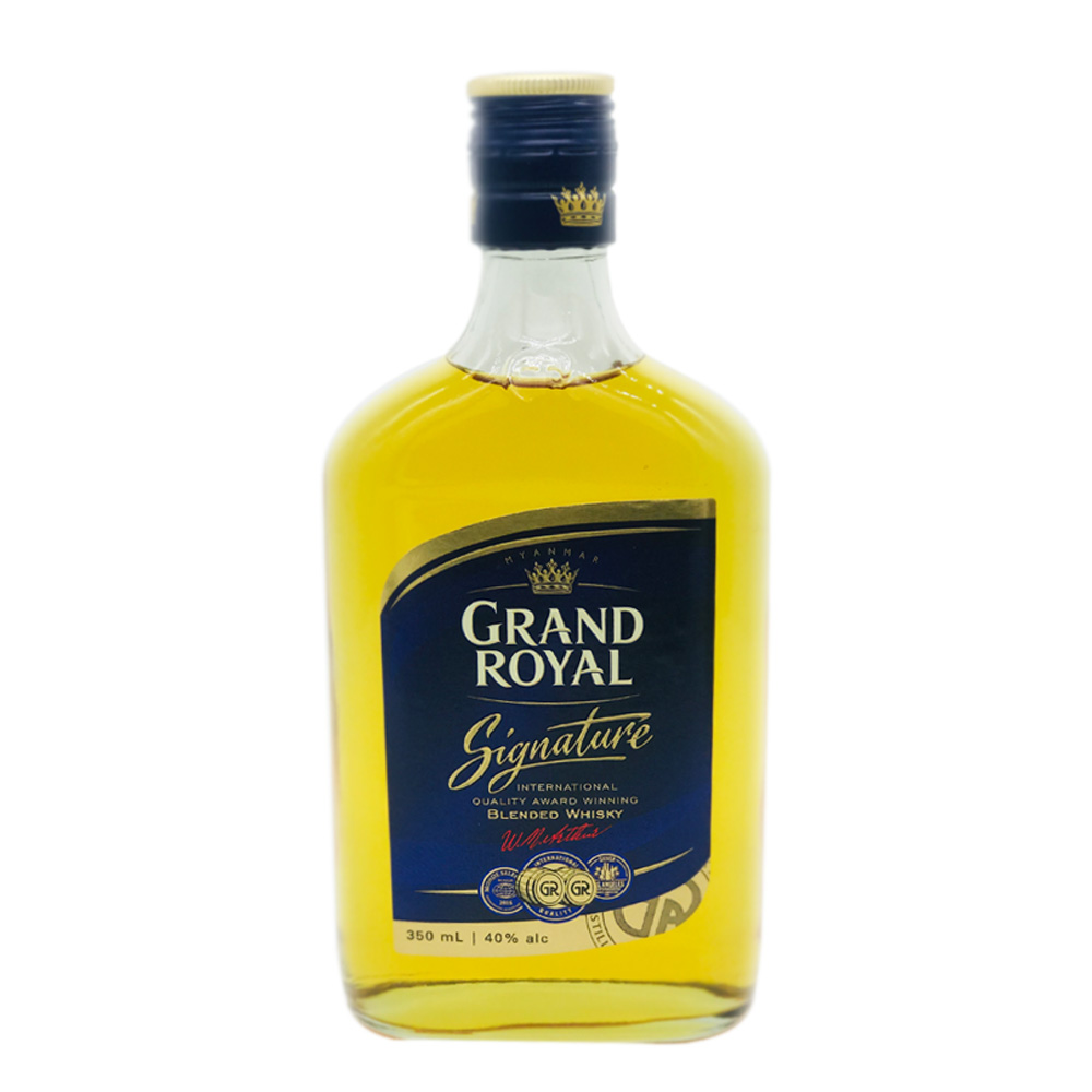 Grand Royal Signature Whisky 350 ml